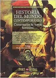 HISTORIA MUNDO CONTEMPOR: Amazon.es: ARMESTO, J.: Libros