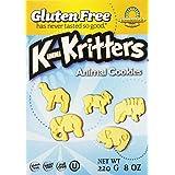 Kinnikinnick Gluten Free Animal Cookies, 8 Ounce (Pack of 6) by Kinnikinnick