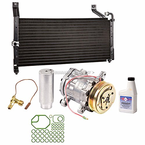 sor Condenser & Drier For Chevy & Geo Metro 1997-2001 - BuyAutoParts 60-89244CK New ()