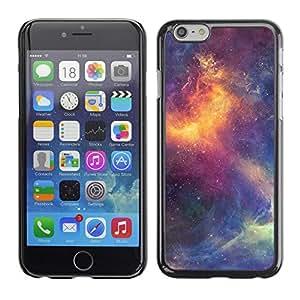 SHIMIN CAO- Dise?o Caso duro de la cubierta Shell protector FOR Apple iPhone 6 6S 4.7- Space