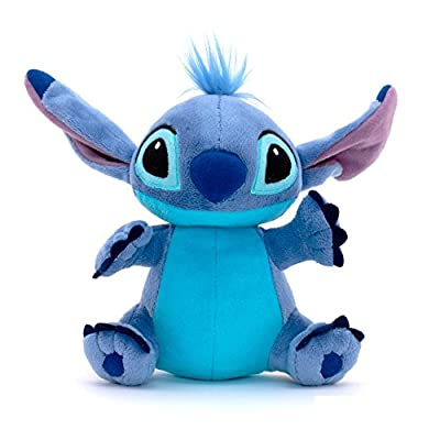 Disney Stitch Plush Mini Bean Bag: Toys & Games