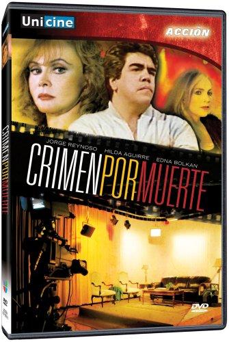 Crimen Por Muerte (Full Frame, Amaray Case)