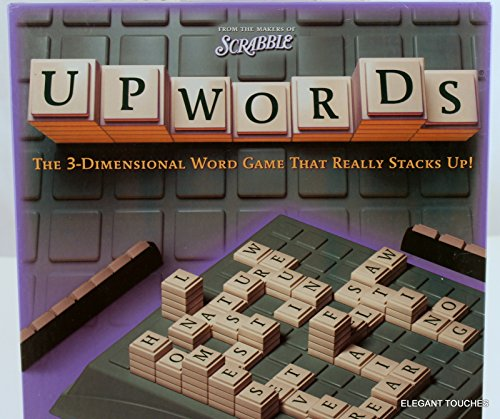 Upwords 3 Dimensional Word Really Stacks product image