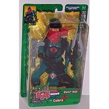 G.I. Joe VS Cobra Spy Troops Over Kill 12in Action Figure