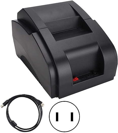 Amazon.com: Ciglow - Impresora térmica de recibos (2.283 in ...