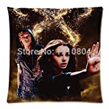 Diy-Hot New!The Mortal Instruments: City Of Bones Background Comfortable Pillow&Pillow Case (18X18 Inch Cotton And Polyester )