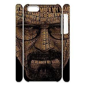 diy phone caseBreaking Bad Brand New 3D Cover Case for iphone 4/4s,diy case cover ygtg321000diy phone case