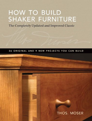 (How To Build Shaker Furniture: The Complete Updated & Improved Classic)