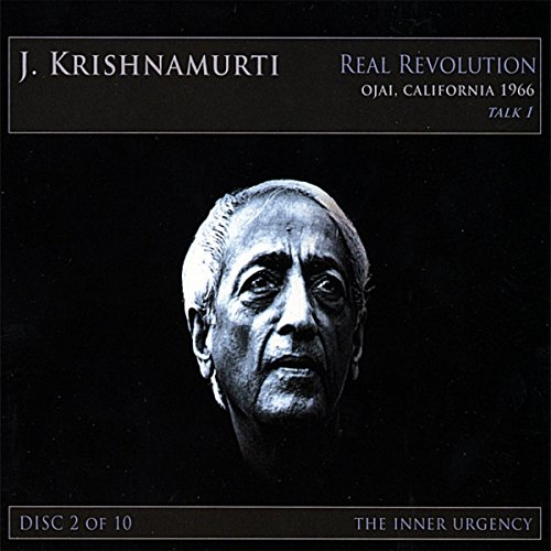 13 Of The Most Profound Jiddu Krishnamurti Quotes
