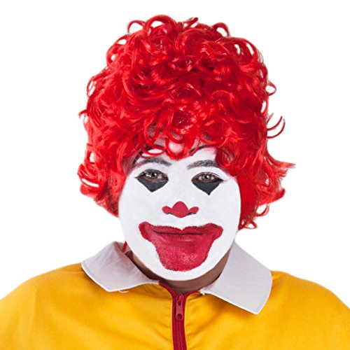 Red F (Ronald Mcdonald Costume)