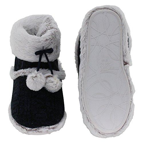 brandsseller - Pantuflas Mujer negro