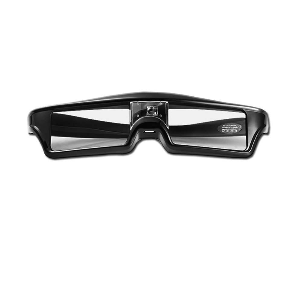 Goswot 144Hz Rechargeable DLP Active Shutter Eyewear for Optoma Acer Vivitek Dell LG and All The Other DLP-Link Projectors(Pack of 4) 4330387757