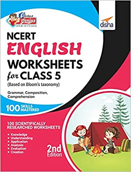 Buy Perfect Genius NCERT English Worksheets for Class 5 ...