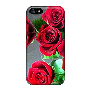 Durable Iphone 5/5s Tpu Flexible Soft Cases