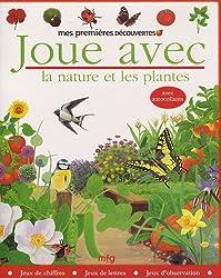 Joue avec la nature et les plantes