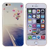 DAMINFE Iphone 4s TPU Case, Oil Painting Balloon - Best Reviews Guide