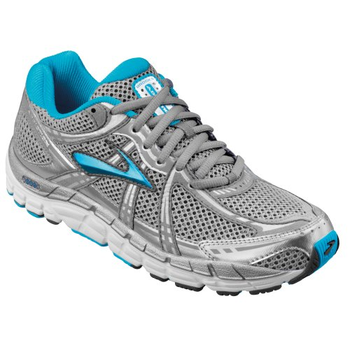 BROOKS Womens AddictionTM 11 Running Shoes (5.5 2A(N) Nar...