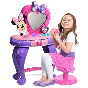 Amazon Com Minnie Mouse Vanity Toys Amp Games