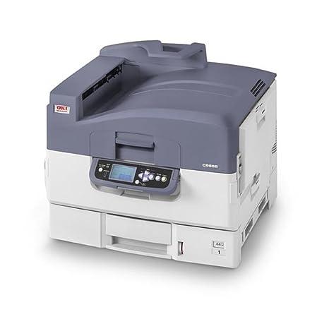 OKI C9655N - Impresora láser (600 x 1200 dpi, 150000 páginas por ...