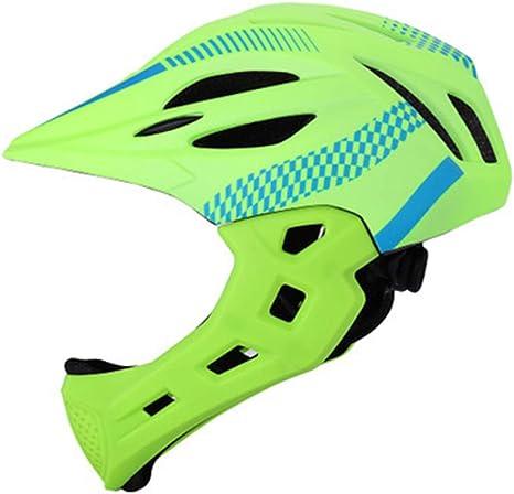 per sport allaria aperta bilanciamento auto skate su ruote traspirante leggero con luce posteriore casco integrale per bambini Almabner