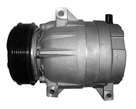 BEHR HELLA SERVICE 8FK 351 134-891 Compresor, aire acondicionado: Amazon.es: Coche y moto