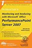 The Rational Guide to Monitoring and Analyzing with Microsoft Office PerformancePoint Server 2007, Nick Barclay and Adrian Downes, 1932577416