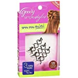 Goody Simple Styles Mini Spin Pins (assorted colors)