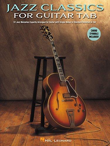 Jazz Classics for Guitar Tab