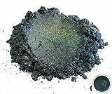 50gr ''Beetle Blue'' Mica Powder Pigments (Resin, Paint, Epoxy, Soaps, Nail Polish, Liquid Wraps)