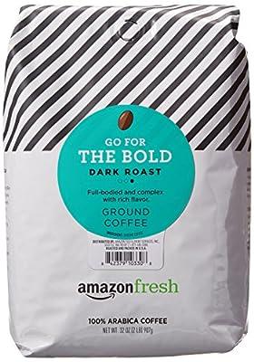 AmazonFresh Go For The Bold Ground Coffee