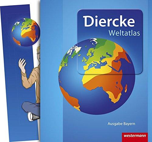 Diercke Weltatlas - Aktuelle Ausgabe für Bayern: inkl. TOP Atlastraining Gebundenes Buch – 1. August 2015 Westermann Schulbuch 3141008043 Schulbücher 5.Lernjahr