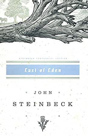 a literary analysis of john steinbecks novel east of eden A literary criticism of the book east of eden by john steinbeck is presented it examines how different concepts of good and evil were portrayed in the book as well as its similarities to the story of biblical figures cain and abel and the girardian theoretical framework.