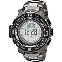 Casio Men's PRW3500T-7CR Pro Trek Tough Solar Digital Sport Watch