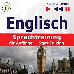 Englisch Sprachtraining für Anfänger Hörbuch