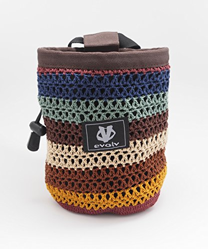 Evolv Knit Chalk Bag