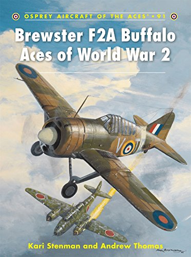Brewster F2A Buffalo Aces of World War 2 (Aircraft of the Aces)