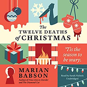 The Twelve Deaths of Christmas Hörbuch