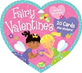 Peaceable Kingdom Valentine Heart Pack Fairy Cards and Stickers
