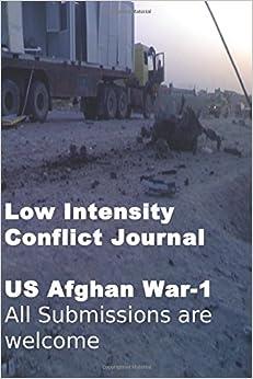 Low Intensity Conflict Journal: US Afghan War-1