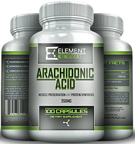 ARACHIDONIC ACID by Element Nutraceuticals
