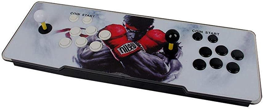 Arcade Game Consola 1388 en 1 caja de Pandora 6S Retro HD ...
