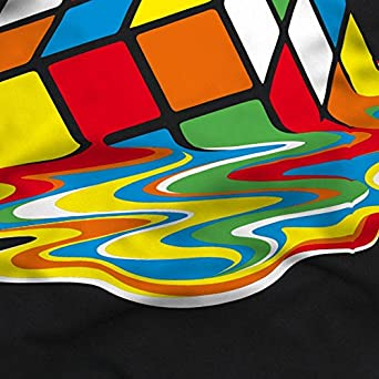 style3 Sheldon Cubo M/ágico Camiseta para hombre T-Shirt