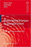 Modern Testing Techniques for Structural Systems : Dynamics and Control, , 321109444X