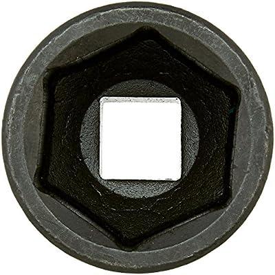 29mm SK Hand Tool 34079 1//2-Inch Drive Standard Impact Socket