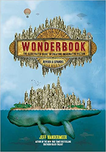 Cover of the Wonderbook by Jef Vandermeer