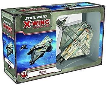 Fantasy Flight Games Pack de expansión en Miniatura del X-Wing: Ghost de Star Wars: Amazon.es: Juguetes y juegos