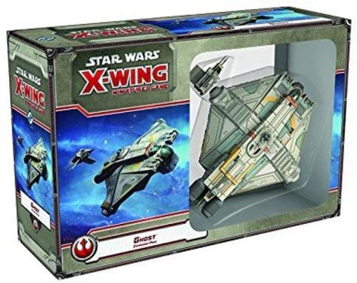 Star Wars: X-Wing - Ghost (Star Wars Rebels Ghost Ship Toy)