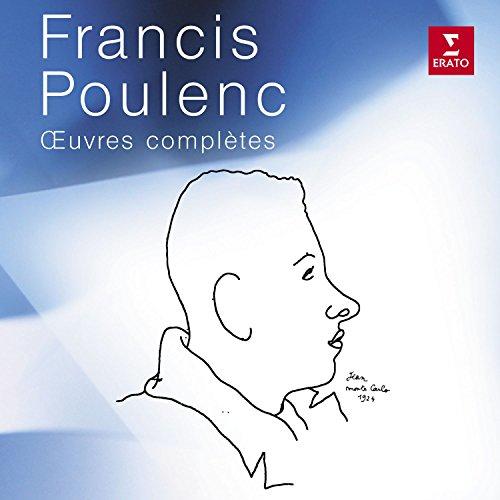 Poulenc: Œuvres complètes, 1963-2013 - L'Édition du 50e anniversaire (Best Service Complete Orchestral Collection)