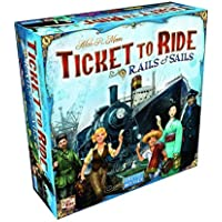 Deals on Ticket to Ride: Rails & Sails Board Game