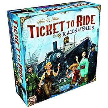 Amazon com: Ticket to Ride: Africa Map Collection Three